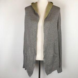LULULEMON Athletica Knit Reversible Shawl Cardigan